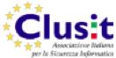Iscritto come socio sostenitore a CLUSIT (Associazione Italiana per la Sicurezza Informatica)